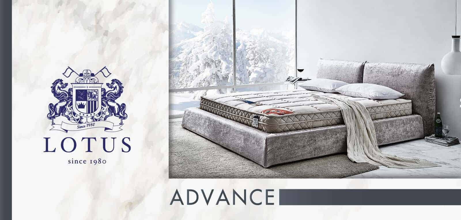 Lotus Mattress - Advance 9