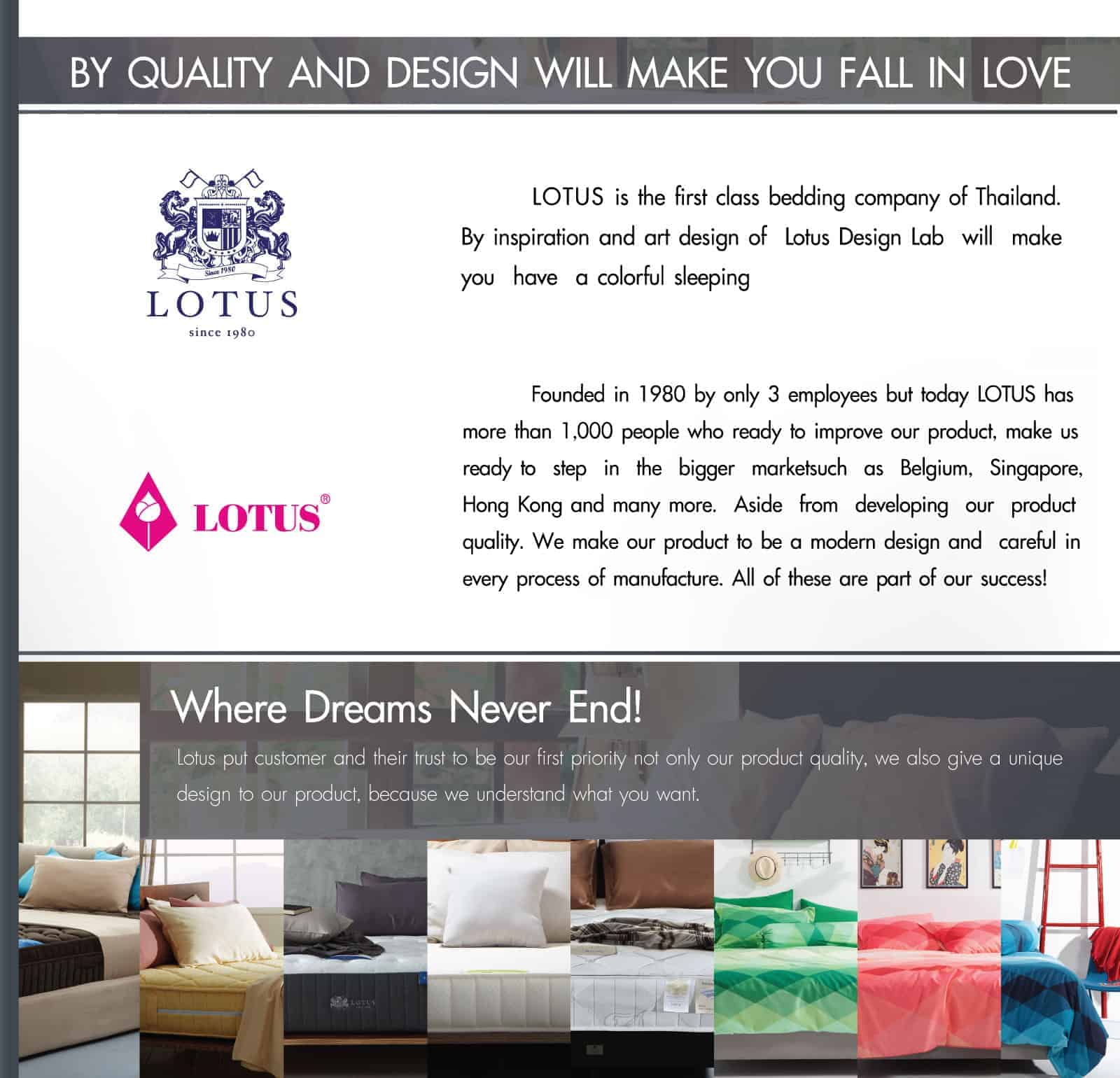 Lotus Mattress - Brescia 9