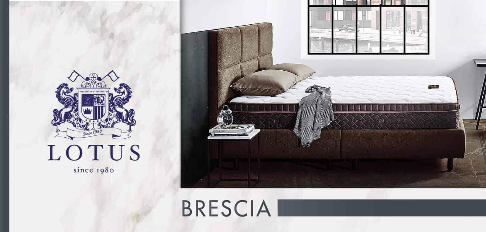 Lotus Mattress - Brescia 11