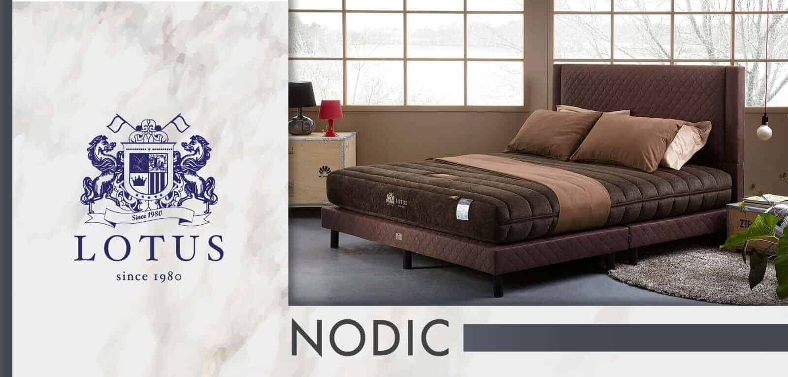Lotus Mattress - Nodic 10