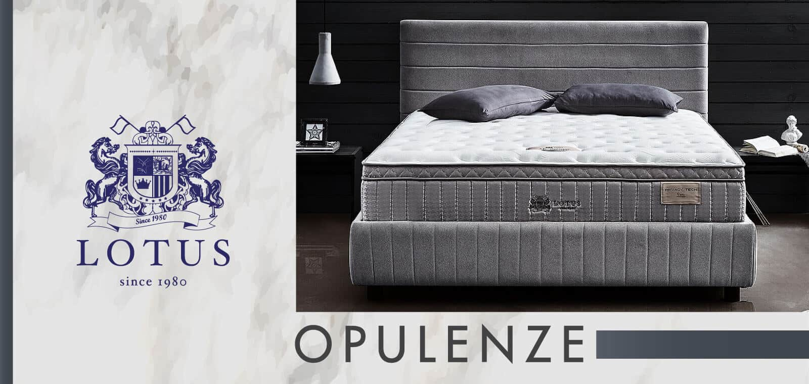 Lotus Mattress | Privacy Tech - OPULENZE 7