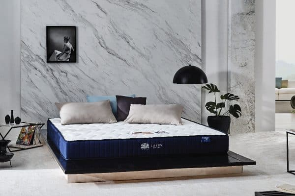 "Lotus Mattress - California 6"" 1"