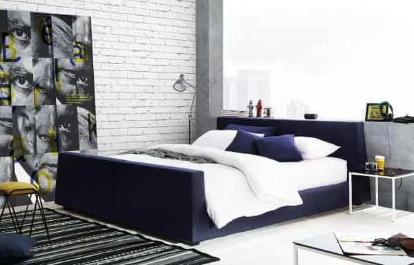 Lotus Bed Frame - Gianto 1