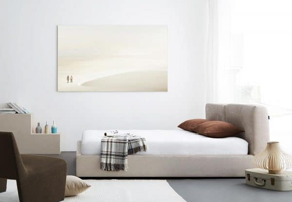 Lotus Bed Frame - Jousse 1