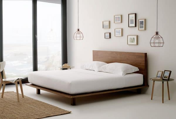 Lotus Bed Frame - Mark 1