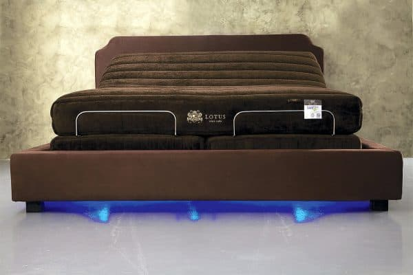 Lotus Bed frame : Adjustable Bed - Lotus Slimflex II 4
