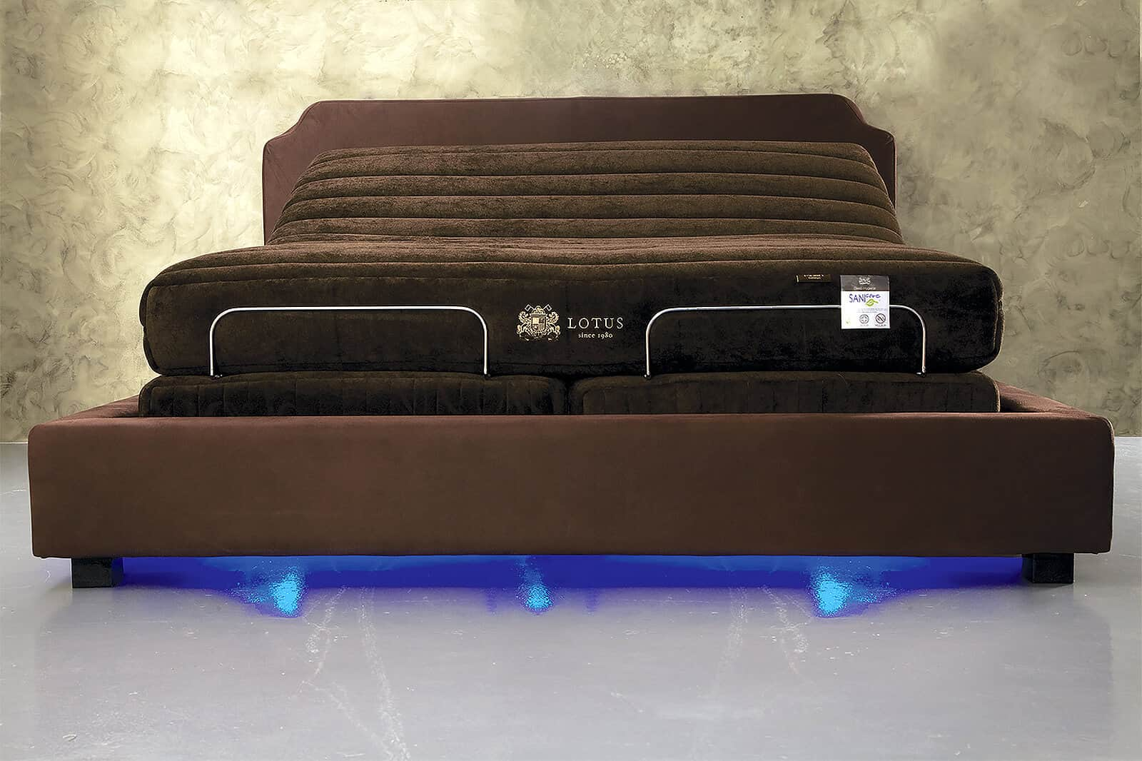 Lotus Bed frame : Adjustable Bed - Lotus Slimflex II 9