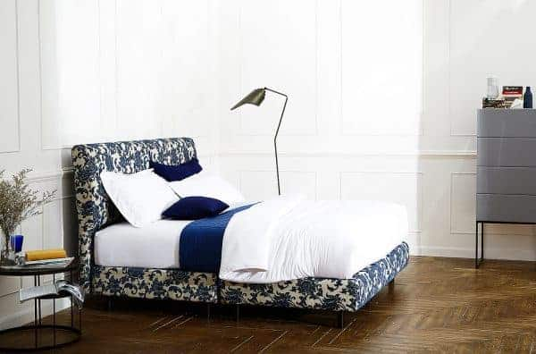 Lotus Bed frame - Retro 1