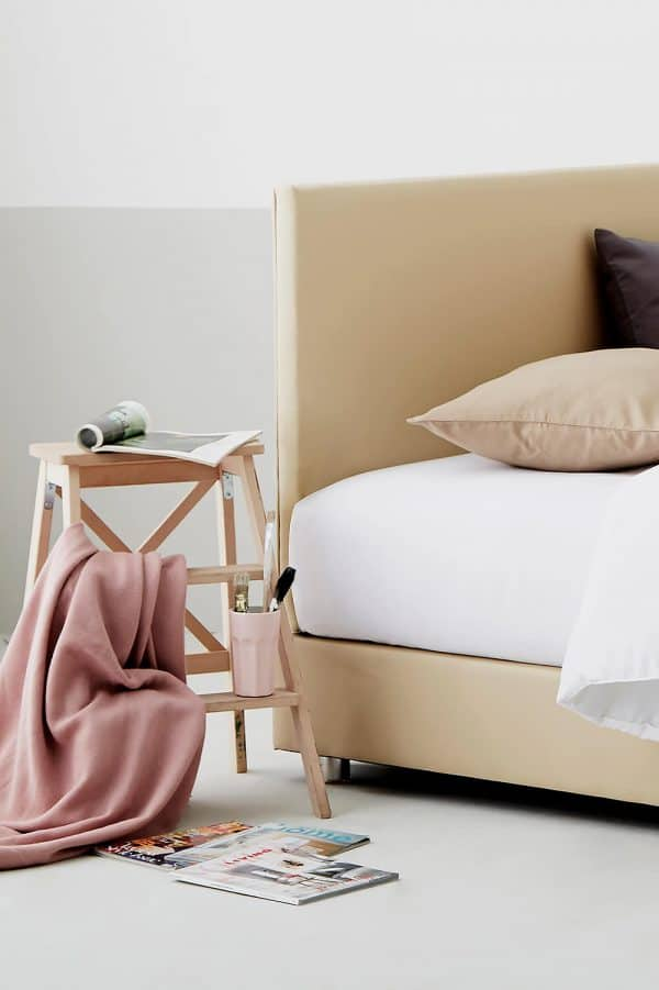 Lotus Bed Frame - Burgi 4