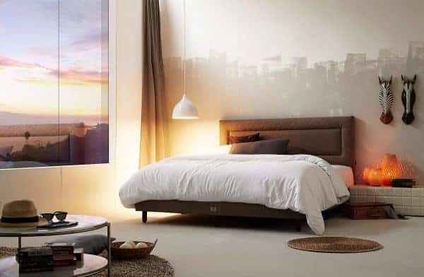 Lotus The City Bed | Collection - Loche 1