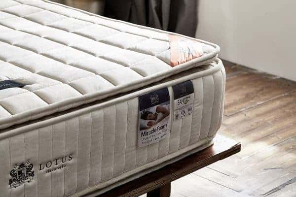 Lotus Spring Mattress Lawrence Gold – Medium Firm Mattress – Thickness 14 inches – Warranty 5 years 4