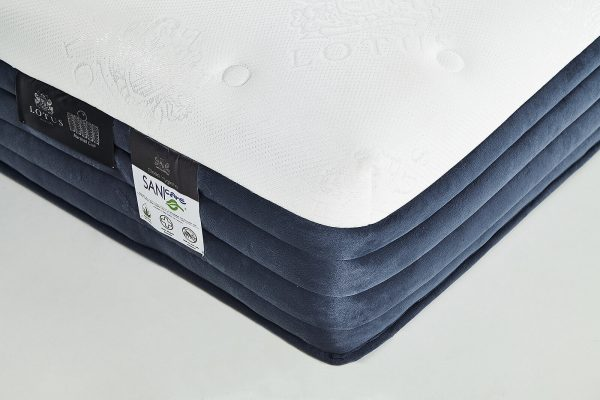 Lotus Spring Mattress Manhattan – Good Balance Mattress – Thickness 12 inches – Warranty 10 years 5