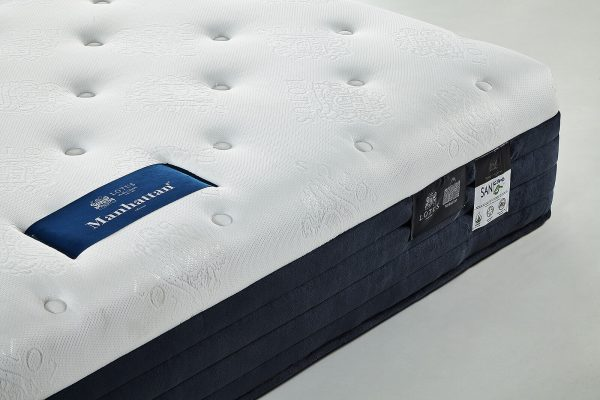 Lotus Spring Mattress Manhattan – Good Balance Mattress – Thickness 12 inches – Warranty 10 years 6