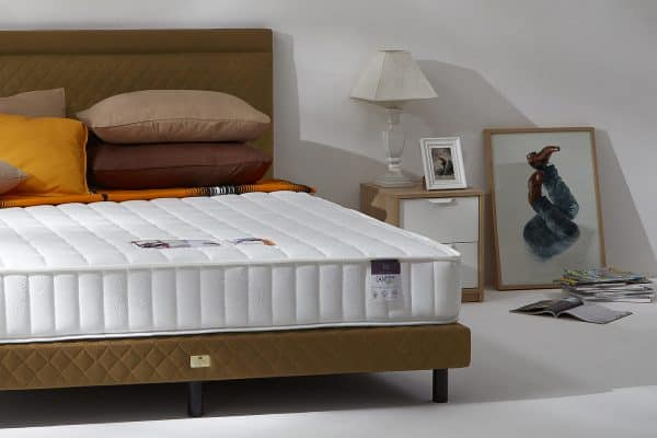Lotus Foam Spring Mattress O-Season Deluxe I – Ideal Firm Mattress – Thickness 10 inches – Warranty 10 years 2