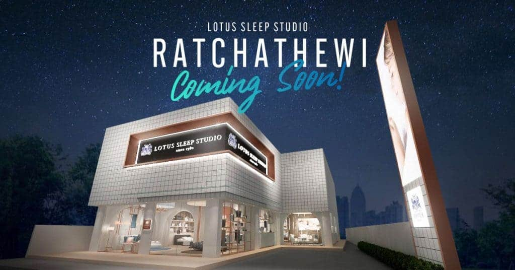 OPENING SOON - Lotus Sleep Studio @ Ratchathewi 2