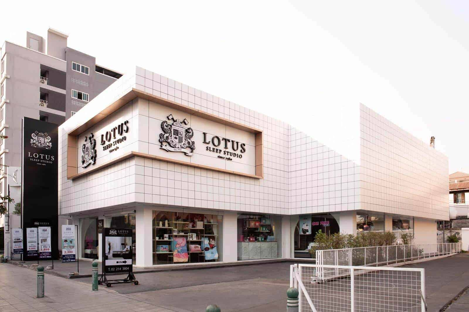 Lotus Sleep Studio - Ratchathewi showroom