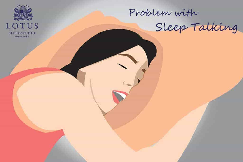 Sleep Talking Problem 2