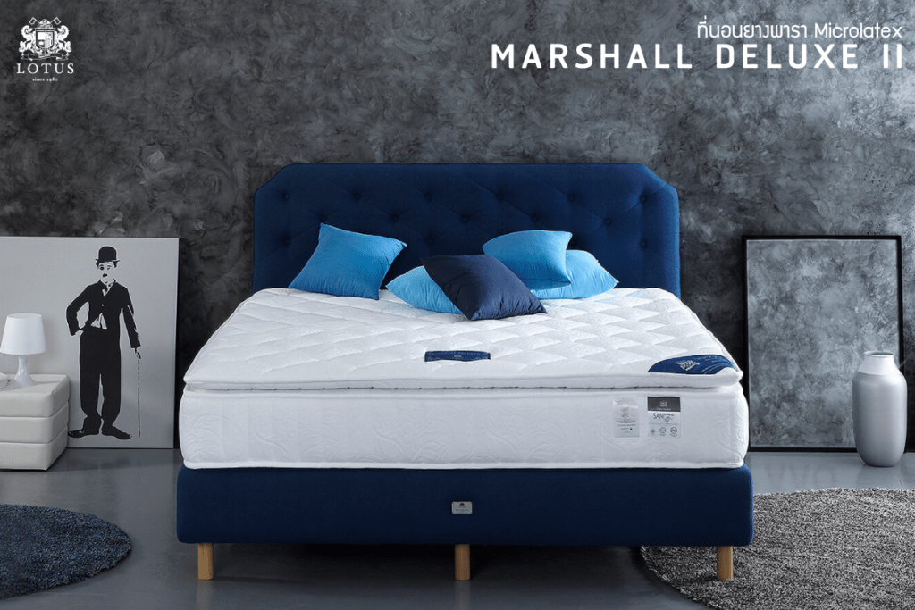 Lotus Mattress - Marshall Deluxe II 13