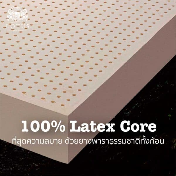 Lotus Mattress – Purist 14