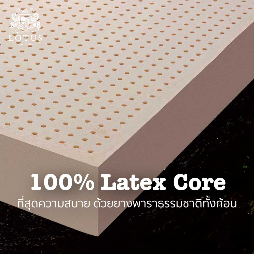 Lotus Mattress – Purist 33