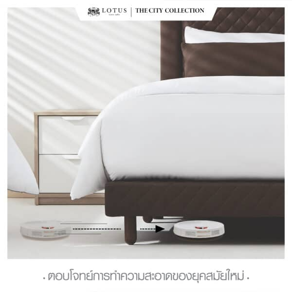 Lotus The City Bed | Collection - Late 9